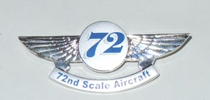 72 scale aircraft