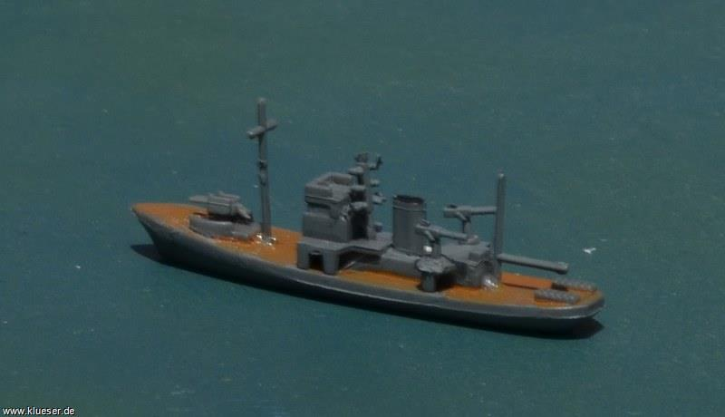 Auxiliary Patrol Boat Class No.1