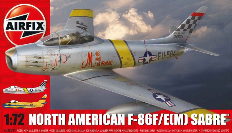 North American F86 F/E jug.