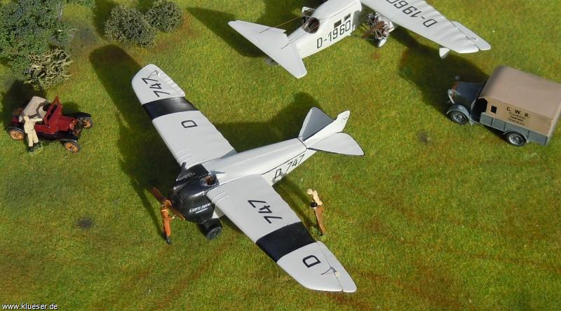 Ford Model T Coupe, Focke-Wulf Fw A16, Thorneycroft 1,5 ton Parcel Van