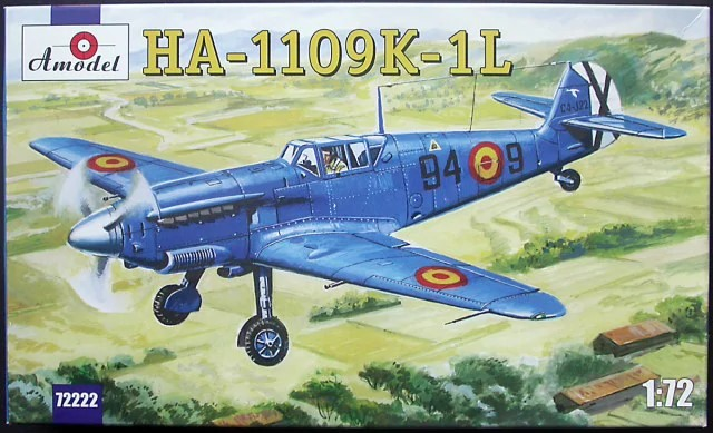 Hispano Aviacion Ha1109K-1L