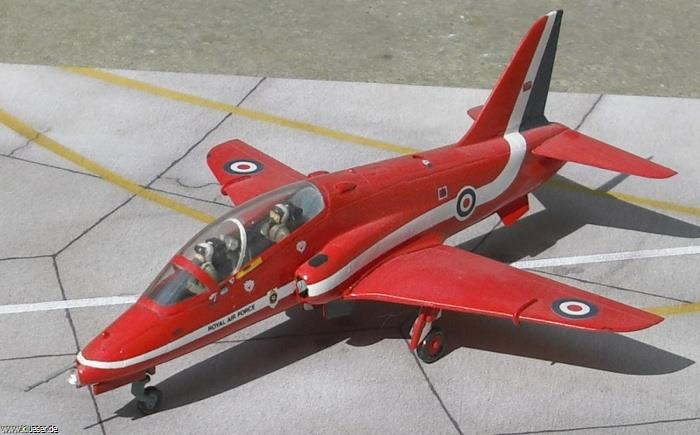 BAe BAE Hawk Red Arrows