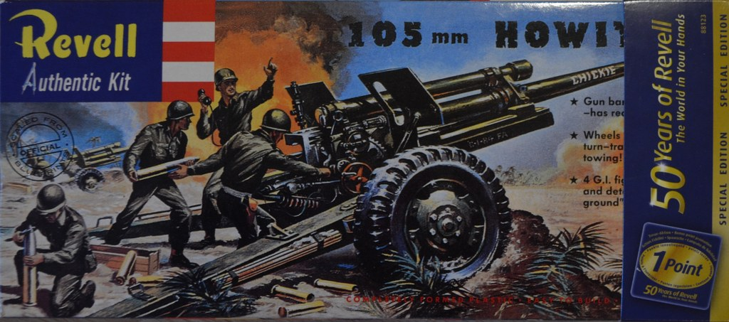 105mm Howitzer M2A1 (M101)