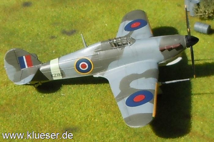 Hawker Hurricane V