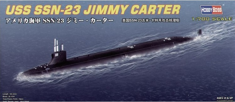 USS Jimmy Carter SSN-23
