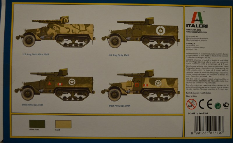 M3 Motor Gun Carriage (T12)
