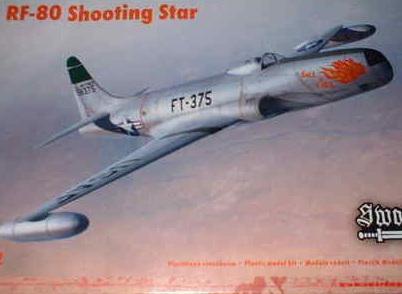 Lockheed RF-80A-5-LO Shooting Star