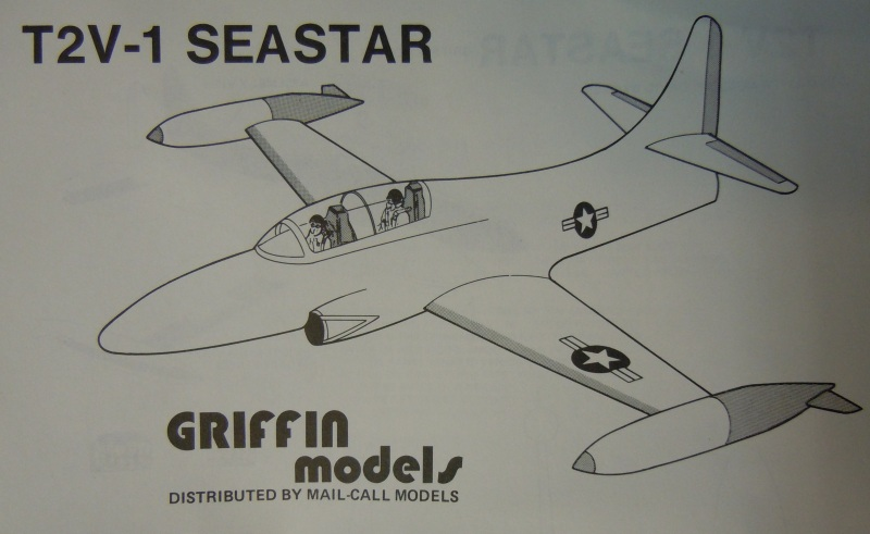 Lockheed T2V-1 Seastar