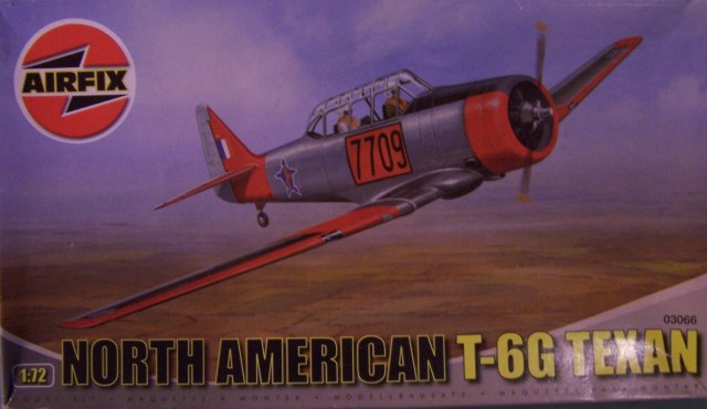 North American T-6G Harvard/Texan