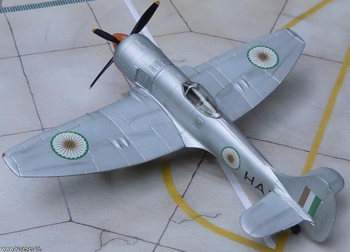 Hawker Tempest II