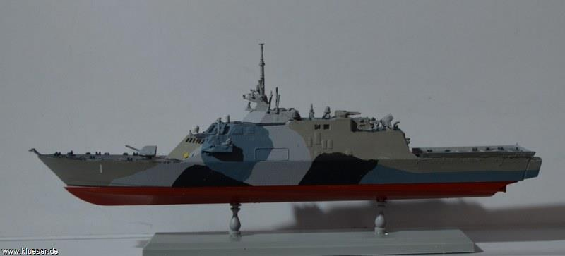 USS Freedom LCS-1