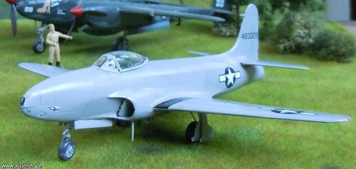 Lockheed F80A -  YP-80A Shooting Star