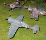 CW-21B Curtiss-Wright Demon, Fokker DXXI, Fokker DXXIII