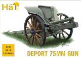 Cannone da 75/27 mod 11 / Deport 75mm