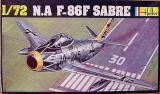 North American F86F Sabre Richthofen