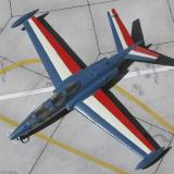 Aerospatiale Fouga Magister