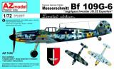 Messerschmitt Me109G6 JG52 Limited