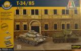 T-34/85 Pack, T-34/85 44.Gardebrigade, Winter 45